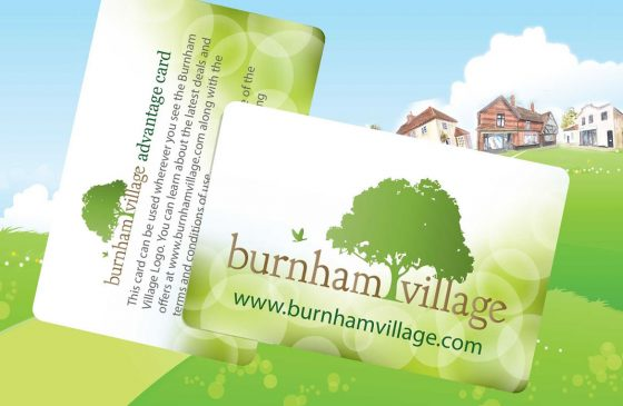Burnham Advantage Card