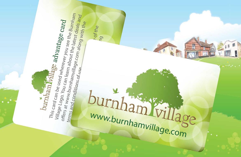 Burnham Advantage Card