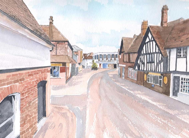 Burnham Village
